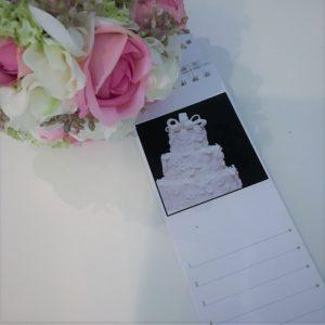 verjaardagskalender gastenboek bruiloft