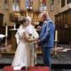 Bruidspaar trouwbeloftes